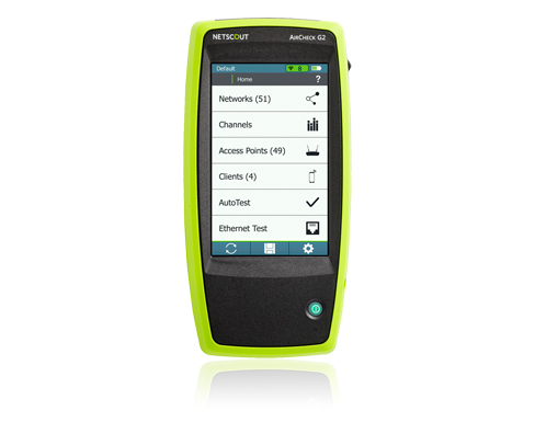 抚顺AirCheck G2 Wireless Tester|Netscout Aircheck G2无线网络测试仪